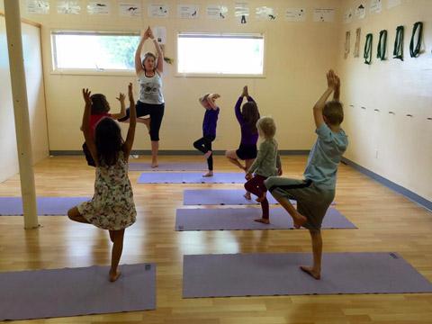 friendship yoga  yoga for kids